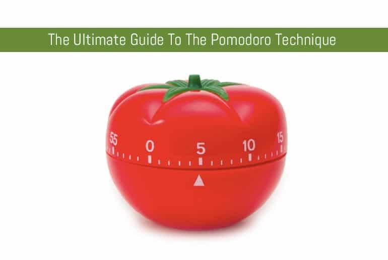The Ultimate Guide To The Pomodoro Technique