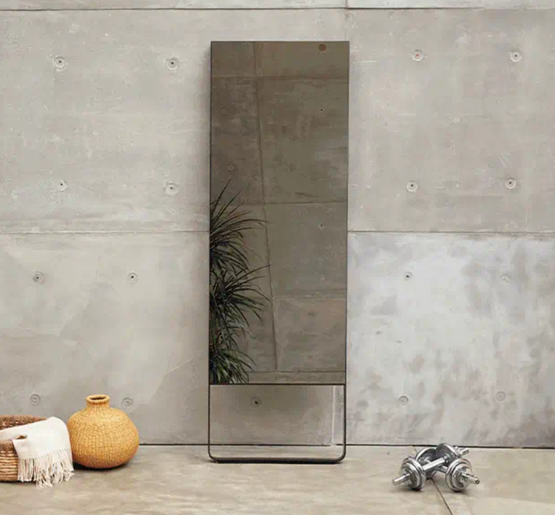 Mirror Personal Trainer - The nearly invisible gym